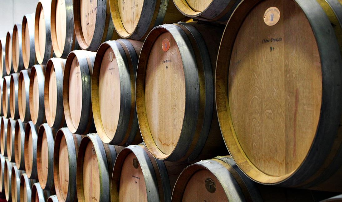 Crianza del vino en Alicante