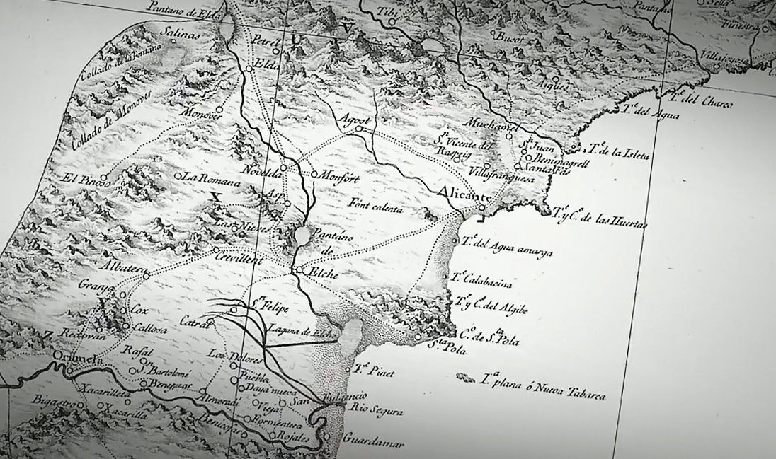 El origen de los vinos mediterráneos