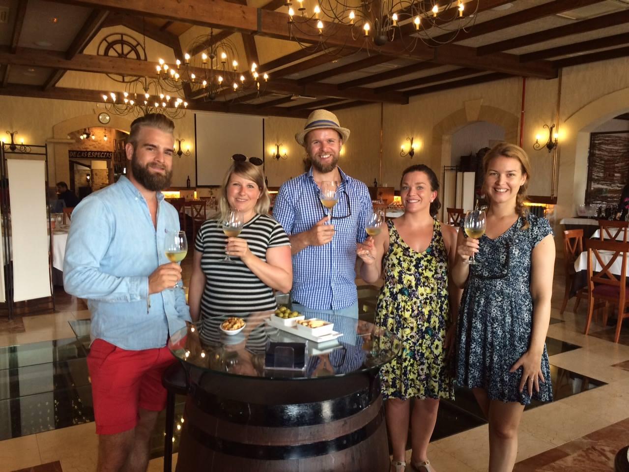 Catas de vino en Alicante