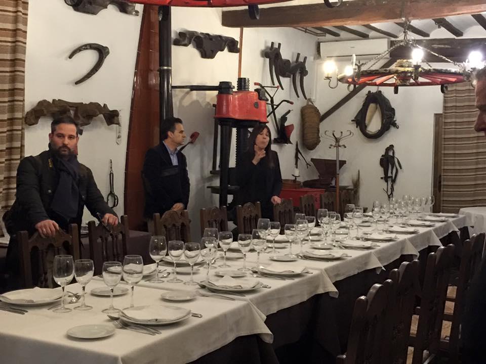 Restaurante para celebraciones en Alicante