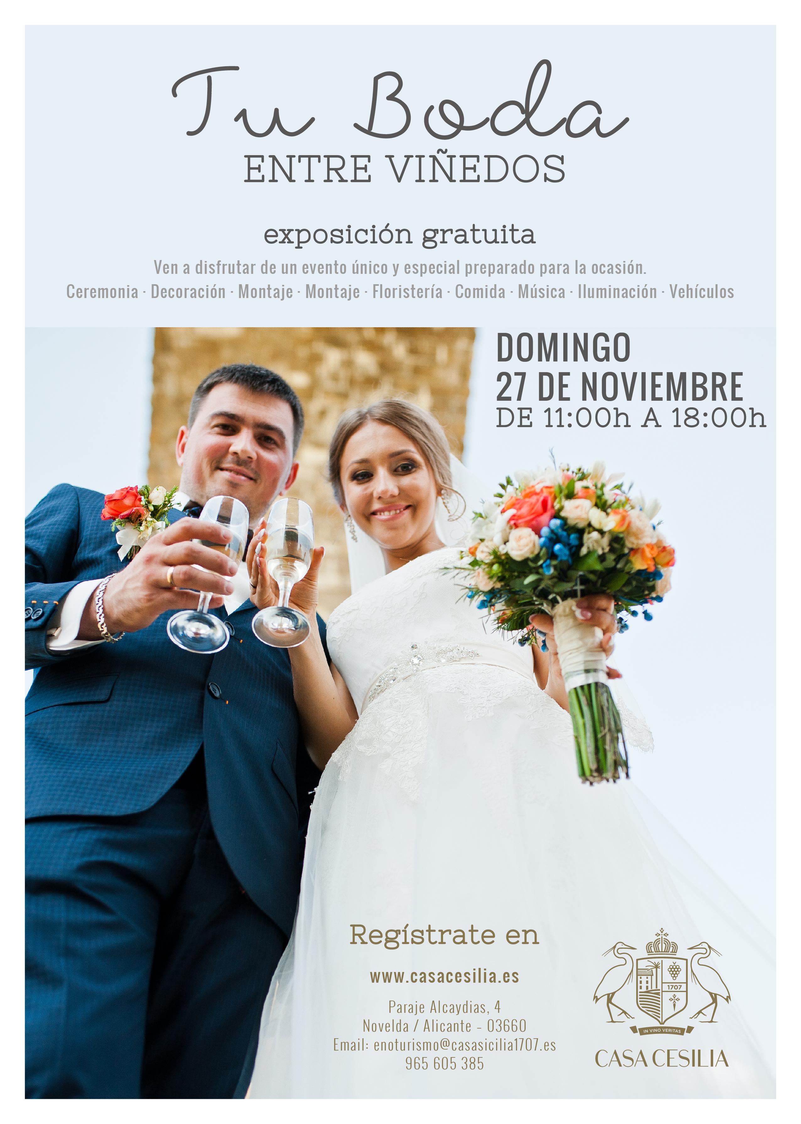 Fincas bodas 2017