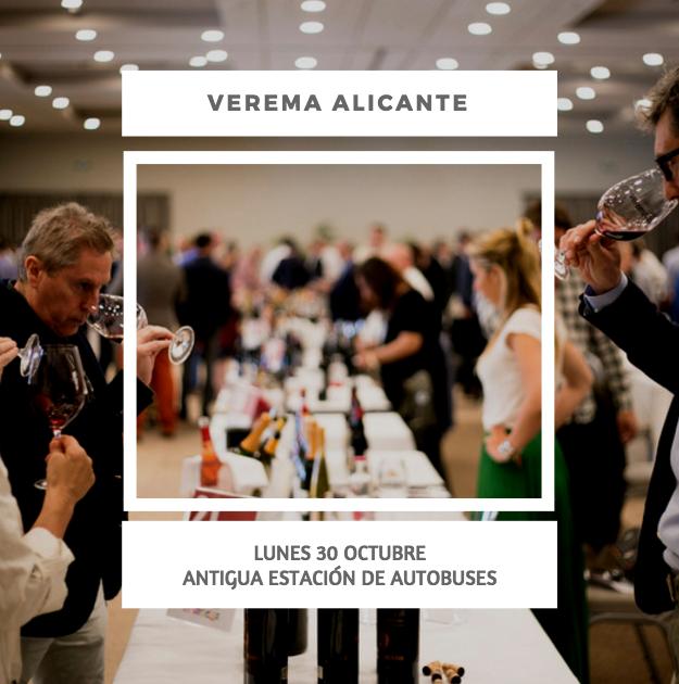 Casa Cesilia I Experiencia Verema Alicante 2017